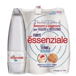 Fonte Essenziale - Acqua Minerale Naturale